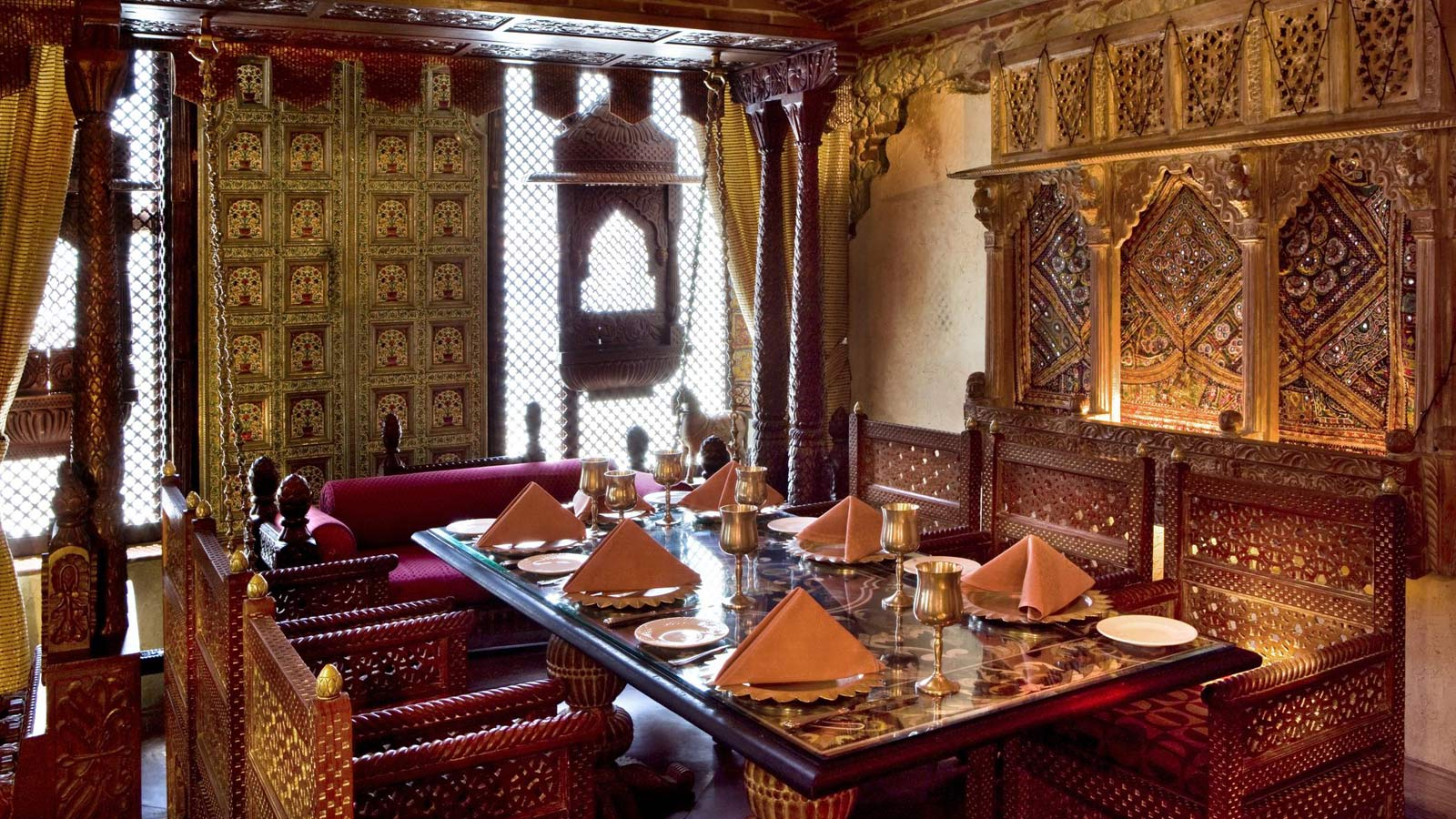 Antique Bazaar Authentic Indian Restaurant Award Wining Indian Restaurant Bur Dubai Four